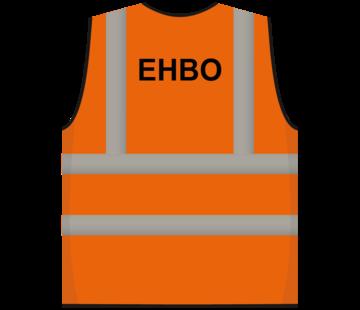 ARBO centrum RWS veiligheidsvest EHBO oranje