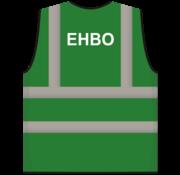 ARBO centrum RWS veiligheidsvest EHBO groen