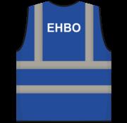 ARBOwinkel.nl RWS veiligheidsvest EHBO blauw