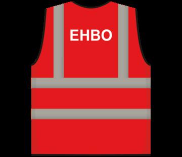 RWS veiligheidsvest EHBO rood