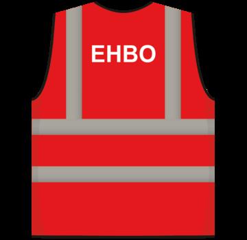 ARBOwinkel.nl RWS veiligheidsvest EHBO rood