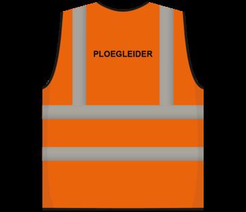 ARBO centrum RWS veiligheidsvest ploegleider oranje