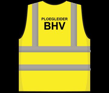 ARBO centrum RWS veiligheidsvest ploegleider BHV geel