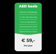 ARBOwinkel.nl AED basis