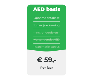 AED basis