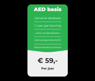 ARBO centrum AED basis