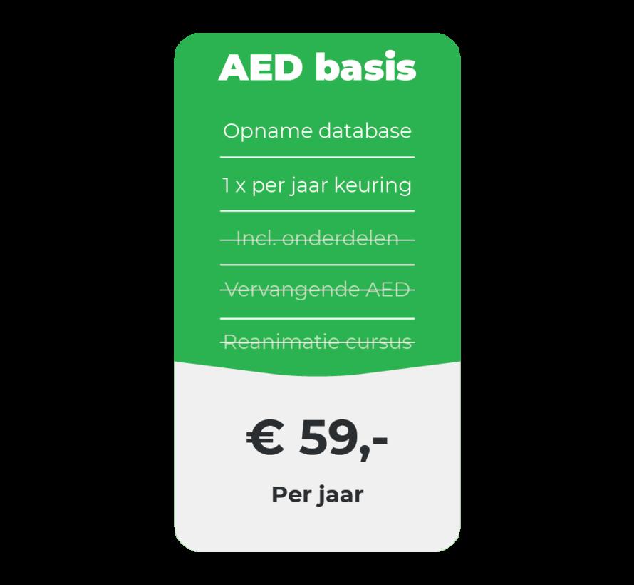 AED basis onderhoud