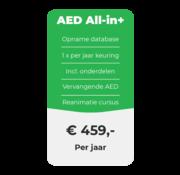 ARBOwinkel.nl AED All-in+ onderhoud