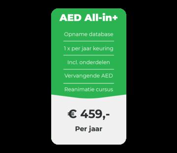 ARBO centrum AED All-in+ onderhoud