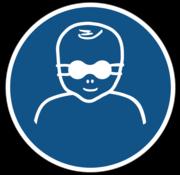 ARBO centrum Oogbescherming voor kinderen verplicht