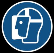 ARBO centrum Gelaatsbescherming verplicht