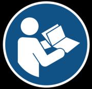 ARBO centrum Gebruiksaanwijzing in acht nemen
