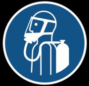 ARBO centrum Gebruik autonoom ademhalingstoestel