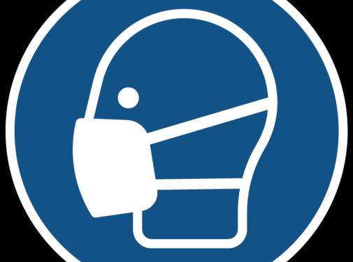 ARBO centrum (Lichte) ademhalingsbescherming verplicht