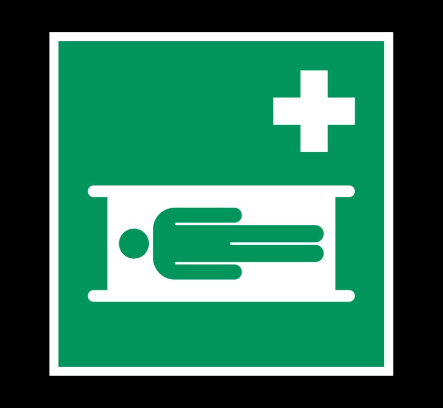 Brancard pictogram
