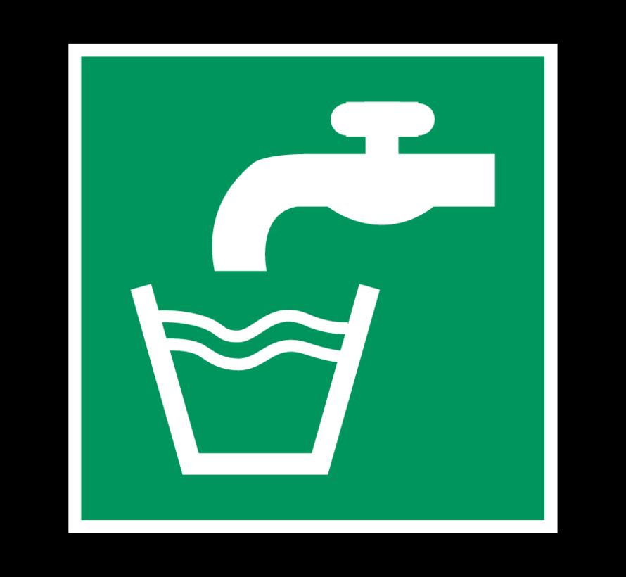Drinkwater pictogram