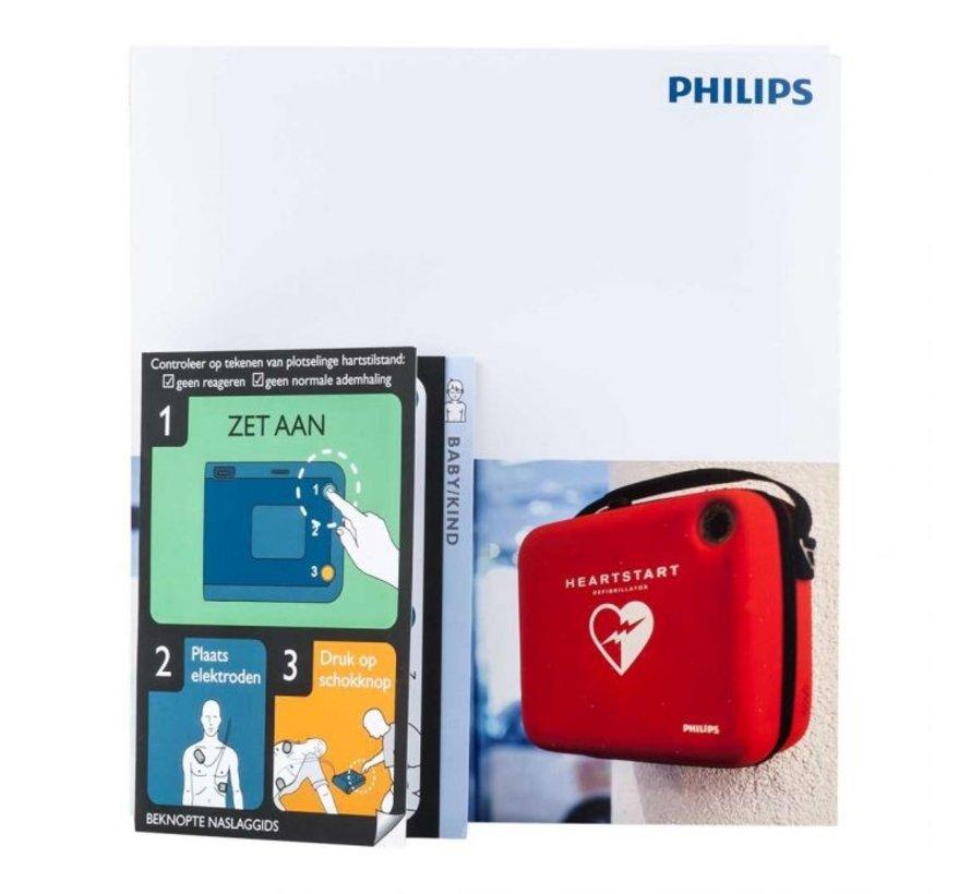 Philips Heartstart FRx halfautomaat