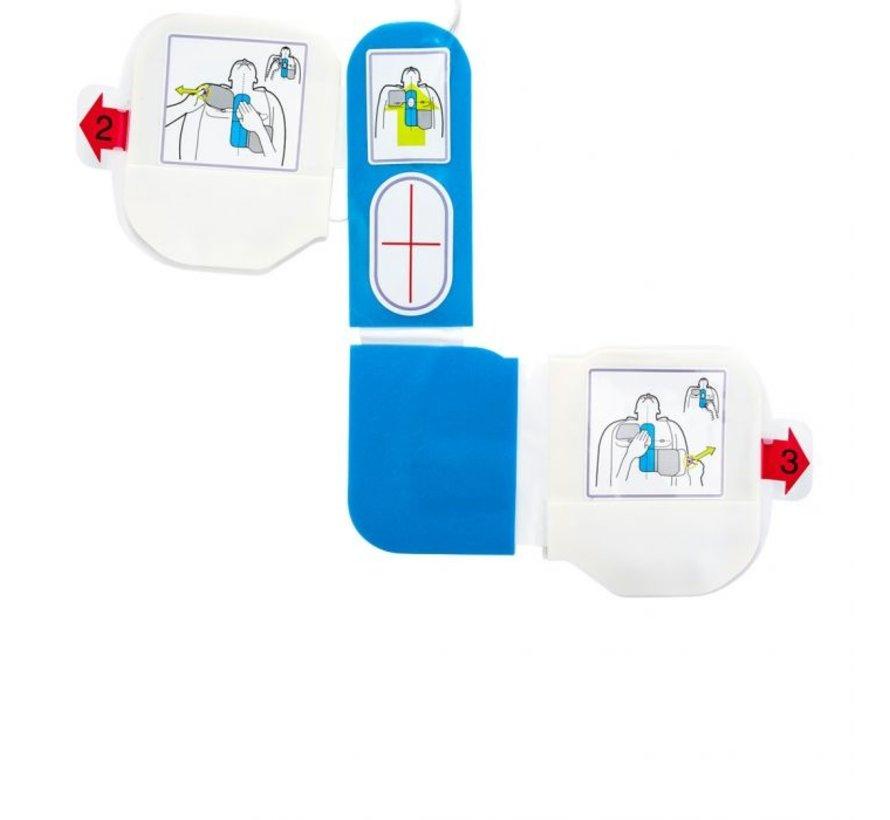 Zoll AED Plus CPR-D padz elektroden volwassene