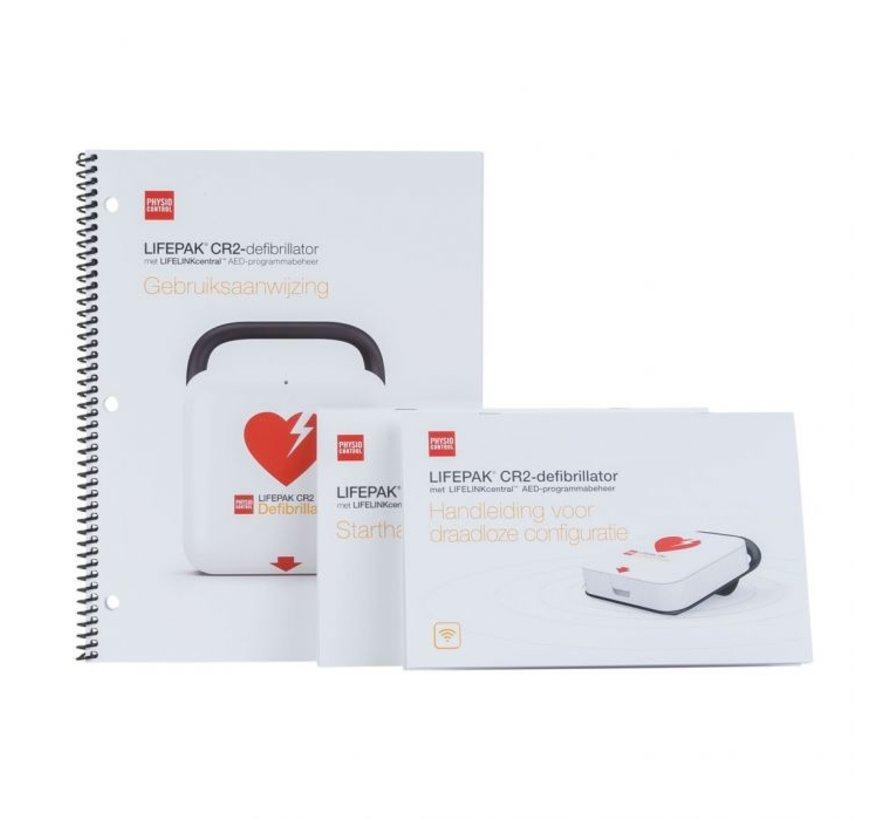 Physio Control Lifepak CR2