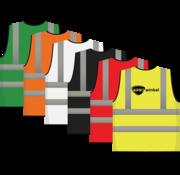 ARBO centrum Veiligheidshesje met rits eigen logo