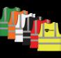 Veiligheidshesje met rits eigen logo