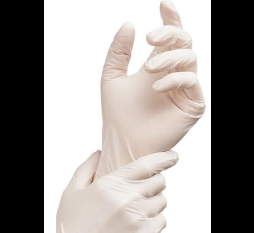 ARBO centrum Latex wegwerphandschoenen - verschillende maten