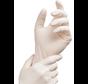 Latex wegwerphandschoenen - verschillende maten