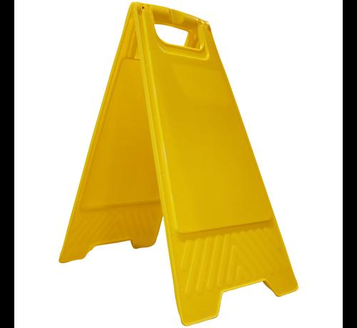ARBO centrum Klapbord - waarschuwing