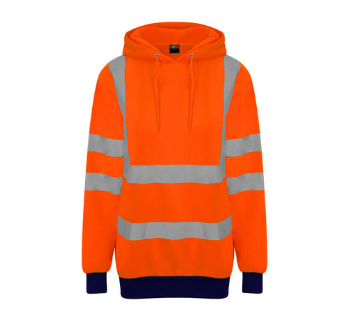 ARBO centrum Veiligheids hoodie oranje