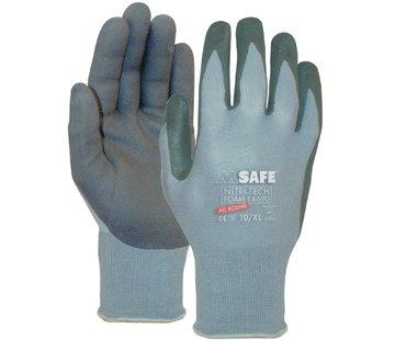 MaxiFlex M-Safe werkhandschoenen