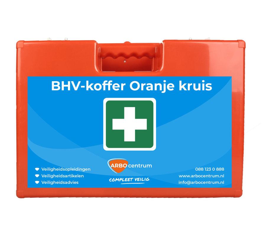 BHV koffer - Oranje Kruis