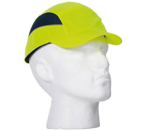 Uvex Veiligheidspet U-Cap Hi-Viz, geel