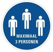 ARBO centrum Maximaal 3 personen