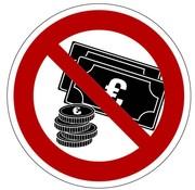Niet contant betalen