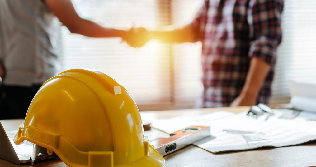 Wanneer is een bouwhelm verplicht?