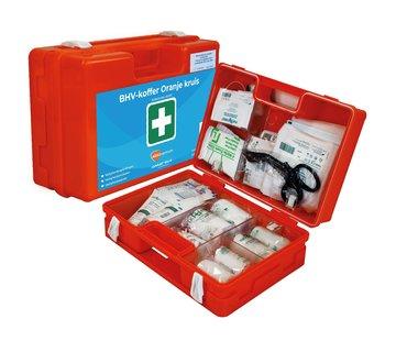 BHV koffer - Oranje Kruis HACCP