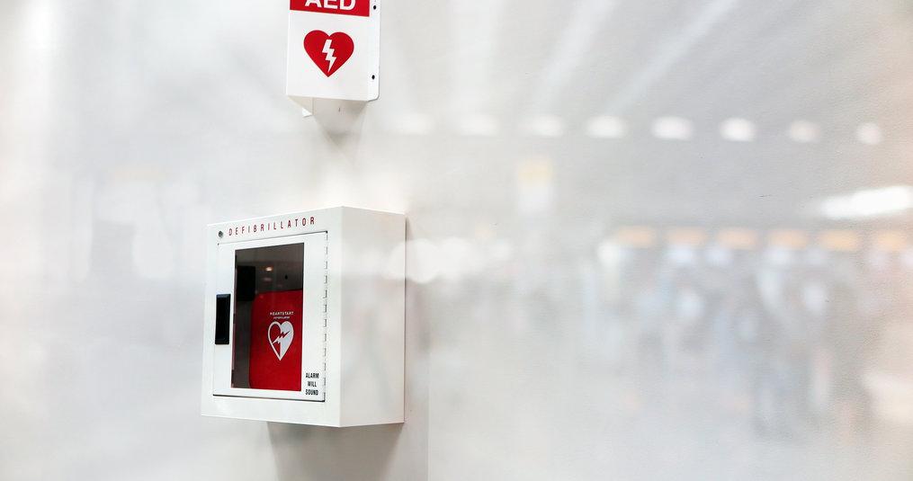Wat betekent AED?