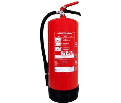 Schuimblusser 9 Liter vetbrand