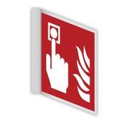 Brandmelder haaks