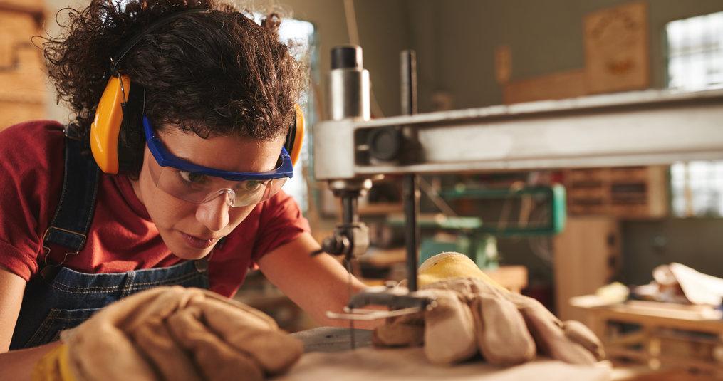 Waarom is een veiligheidsbril belangrijk?