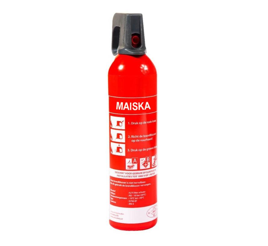 12-pack Sprayblusser MAISKA 0,75L