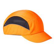 Veiligheidspet Hi-Viz - korte klep, oranje