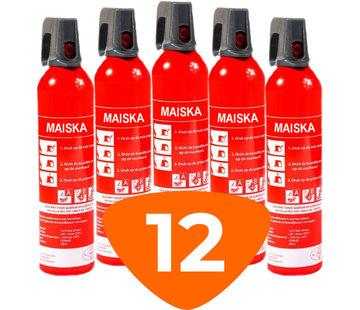 MAISKA 12-pack Sprayblusser MAISKA 0,75L