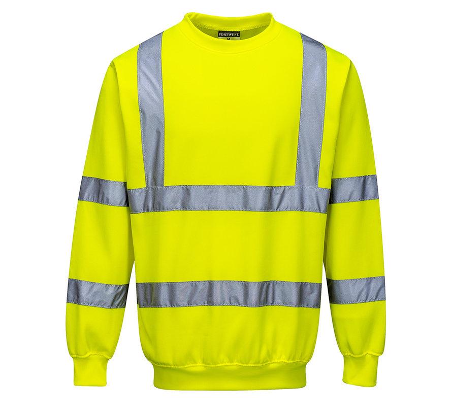 Veiligheidstrui geel