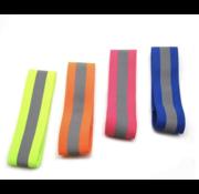 ARBO centrum Mini Reflecterende Bands Elastische Armband Polsband