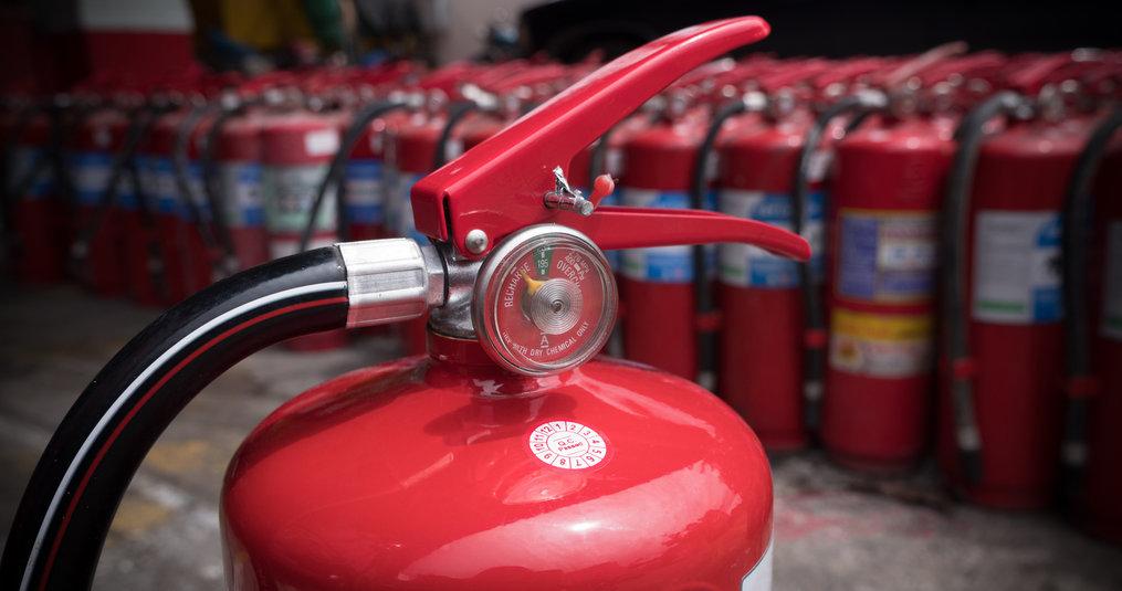 Welke brandblusser voor welke brand?