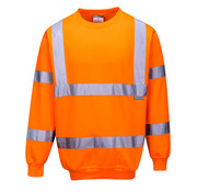 Veiligheidstrui oranje