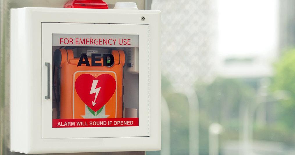 Waar vind je een AED?