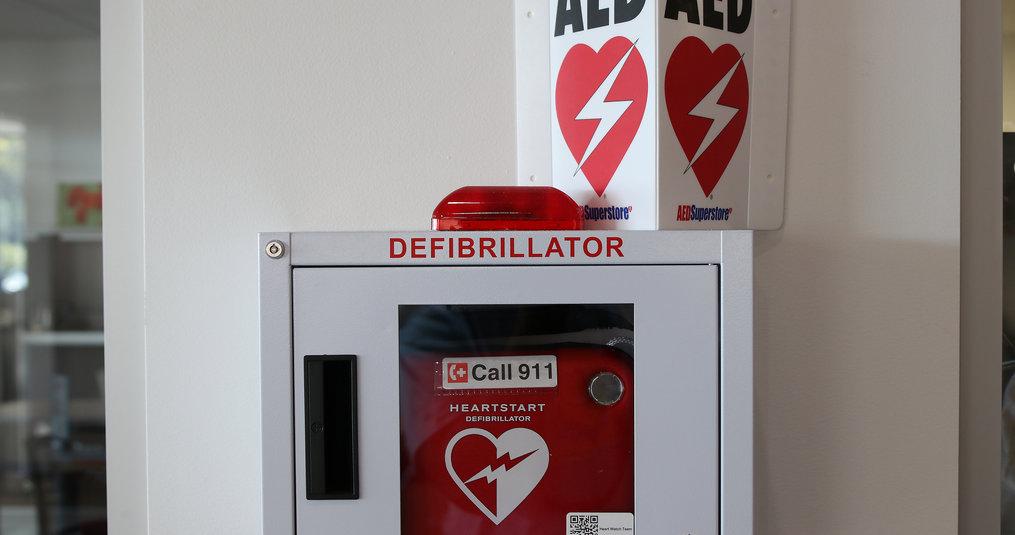 Is een AED verplicht voor een bedrijf?