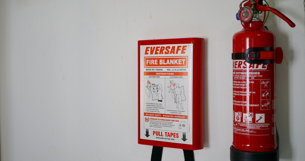 Wanneer is een brandblusser verplicht?